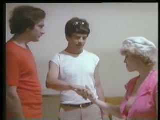 Babette 1983: miễn phí cổ điển khiêu dâm video 47