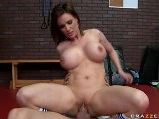 hardcore sex, trd kurac, velike joške