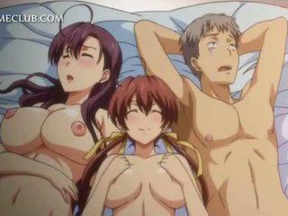মৌখিক, বড় tits, এনিমে / কার্টুন