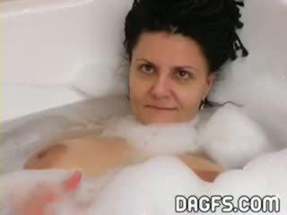 all big boobs vid, check wet, great bath tube
