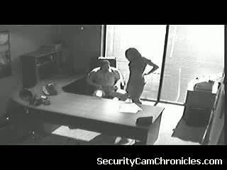 Hidden cam sex porn at work
