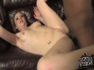 Cherry Poppens Interracial Fuck Action