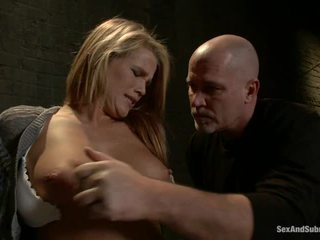 Immature Blonde Aiden Aspen Has Humiliated
