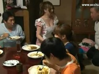 [Momoka Nishina] J-Cupped Step-Mom Of ...