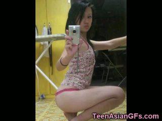 Slutty Korean Teen GFs!