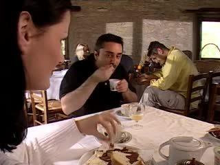 threesomes, vintage, italian