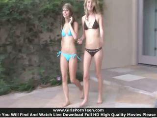 Rilee Sara very hot beautiful girls full movies