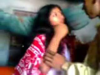 Indické newly vydaté guy trying zabardasti na manželka veľmi hanblivé