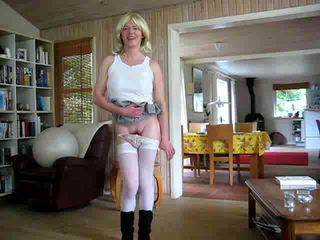 oral, crossdresser, mamada