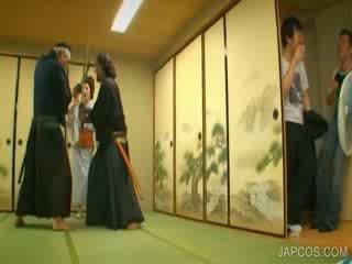 japanse, exotisch, oosters