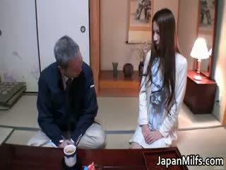 Anri suzuki горещ извратен азиатки милф part2