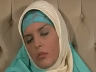 Horney arab cô gái