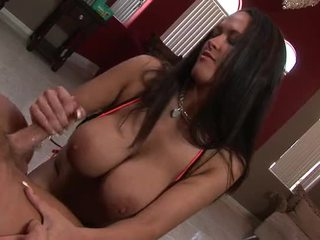 brunette, big boobs, carmella bing