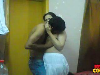 Saya seksi pasangan warga india pasangan