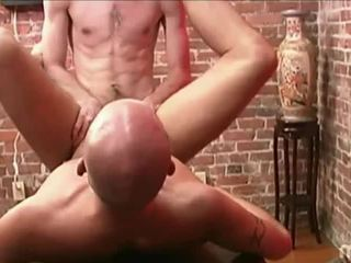 Plowing His Ass For The First Time