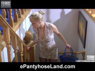 Leila inside hose film