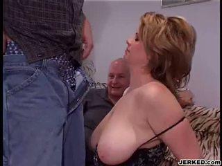 big dicks, blowjob, big tits