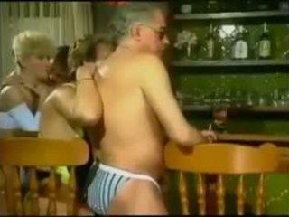 Vintáž nemecké orgia: zadarmo hardcore porno video