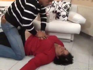 Raskas rasvainen felt whilst unconscious