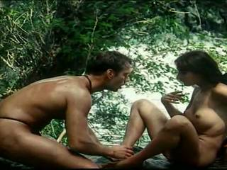 Tarzan meets jane: 무료 포도 수확 고화질 포르노를 비디오 df