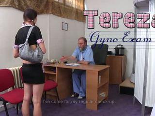 Tereza gyno ekzamen