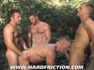 Bruno Bond, Brandon Lewis, Sean Stavos And Morgan Blacksome From attraction