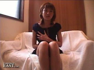 Uncensored japans solo meisje masturbation