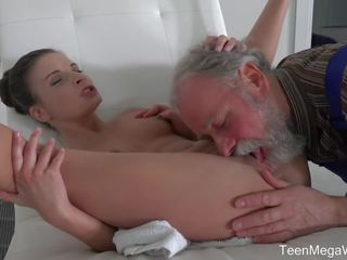 blowjobs, vīrietis, vecs