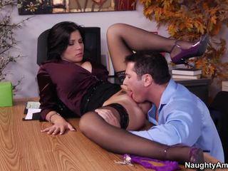 hardcore sex, kurva zblízka videa, kancelář