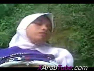 Recorded seks tape z napalone hijab