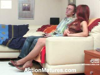 Alana un tobias marvelous māte onto video darbība