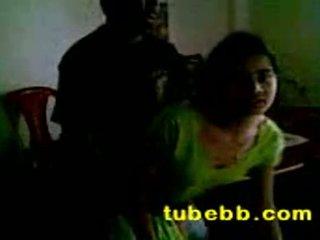 indien, amateur, l'adolescence