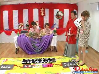 That asia pijet school features 3 sleaze chicks that learn how to do all insane things