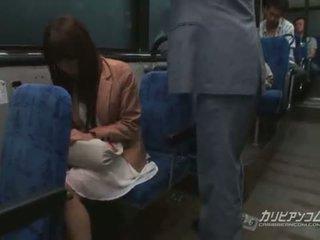 japonês, bebê, público