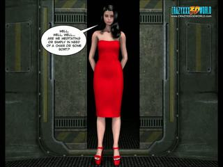 risanke, 3d comics