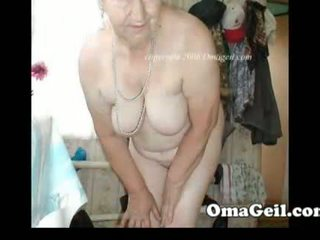 Omageil mamalhuda grannies e maduros mulher