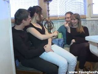 groupsex, group sex, blowjob