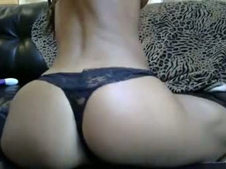 Webcam Chick Works a Dildo, Free Sex Toy Porn 4c