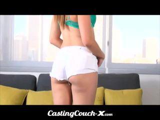 Kastings dīvāns x - florida pusaudze excited līdz mēģināt ārā par porno