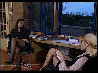 Sexo maids: gratis vintage & francesa porno vídeo 5a