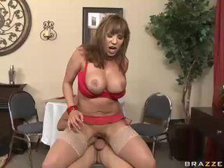 brunette, grote lullen, anaal