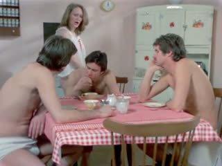 Od an američanke playgirl 1975 (cuckold, dped) mfm