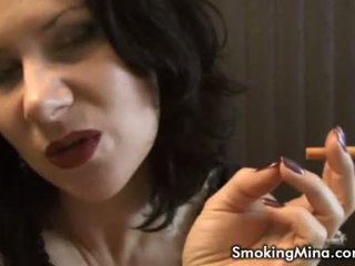 smoking, fetish