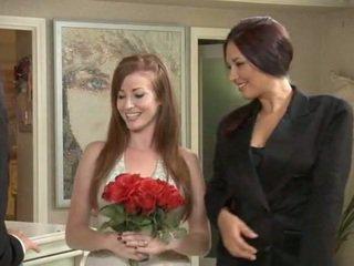 Lésbica casamento