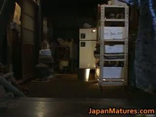 Chisato shouda अमेज़िंग मेच्यूर जपानीस part6
