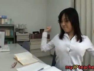 Azusa nagasawa 亚洲人 孩儿 是 一 巨乳 part5