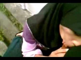 Arab muslim hijab meisje zuigen cook-sexyhijaber.com