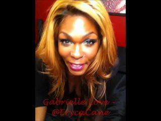 Gabrielle rakkaus aka @erycacane rainy päivä solo mainos