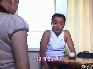 Timid Old Reiko Yamaguchi Has Doggystyled