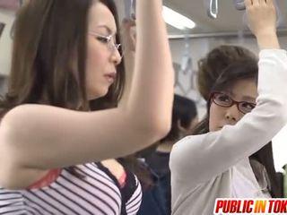 japānas, publisks sekss, grupu sekss